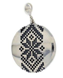 Висулки от сребро без камък - 172102
