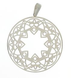 Висулки от сребро без камък - 603003