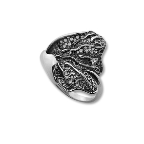 Сребърни пръстени без камък - 1535992