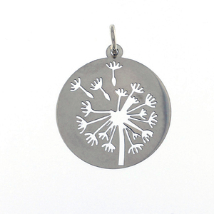 Висулки от сребро без камък - 603023
