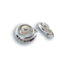 Сребро с перли - 115628