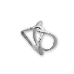 Сребърни пръстени без камък - 1565257