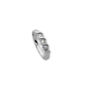 Пръстени с камък от сребро - 1625240