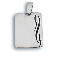 Висулки от сребро без камък - 180745