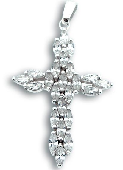Сребърен кръст 193183