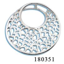Висулки от сребро без камък - 180351