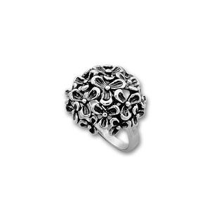 Сребърен пръстен без камък 1545978
