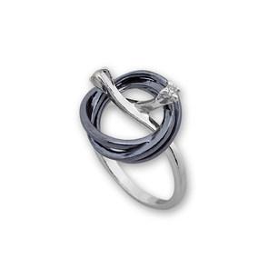 Пръстени с камък от сребро - 1606048