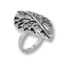 Сребърни пръстени без камък - 1535856