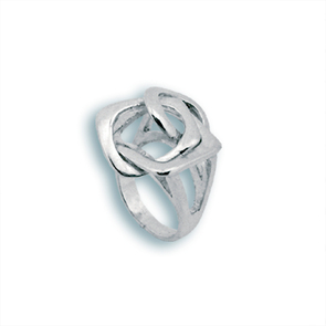 Сребърни пръстени без камък - 1515053
