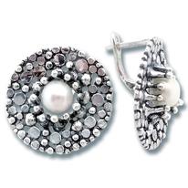 Обеци с перли 115840