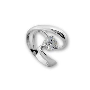 Пръстени с камък от сребро - 1596046