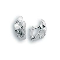 Oбици с камъни от сребро - 114986