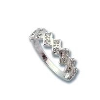 Пръстени с камък от сребро - 1625828