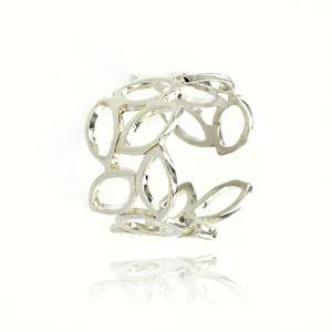 Сребърни пръстени без камък - 1546118