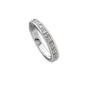Пръстени с камък от сребро - 1625223