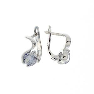 Oбици с камъни от сребро - 114299