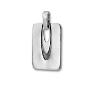 Висулки от сребро без камък - 180541