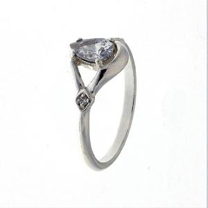 Пръстени с камък от сребро - 1605648