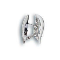 Oбици с камъни от сребро - 138736