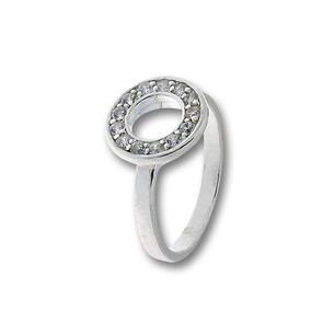 Пръстени с камък от сребро - 1626096