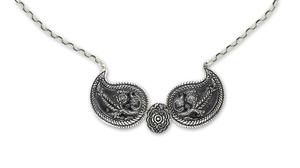 Колие от сребро 701138