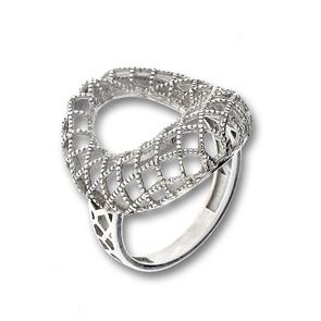 Сребърни пръстени без камък - 1486079