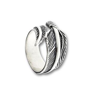 Сребърен пръстен без камък 1545296