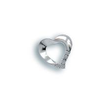 Висулки от сребро с камък - 186121