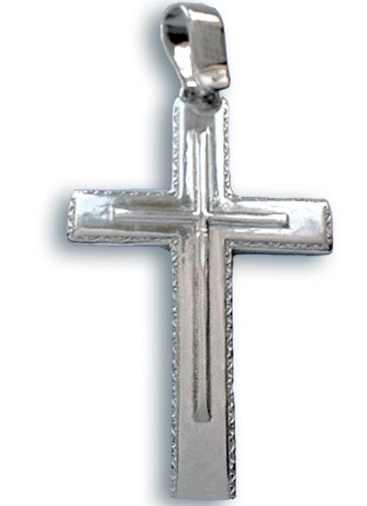 Сребърен кръст 193008