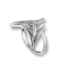 Пръстени с камък от сребро - 1605322