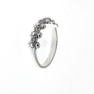 Пръстени с камък от сребро - 1625301
