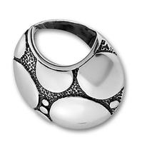 Висулки от сребро без камък - 180908