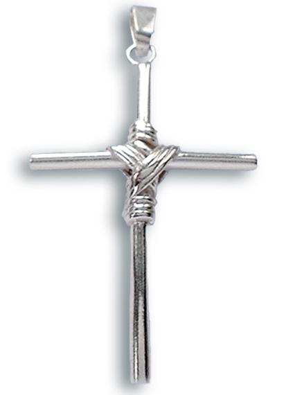 Сребърен кръст 177053