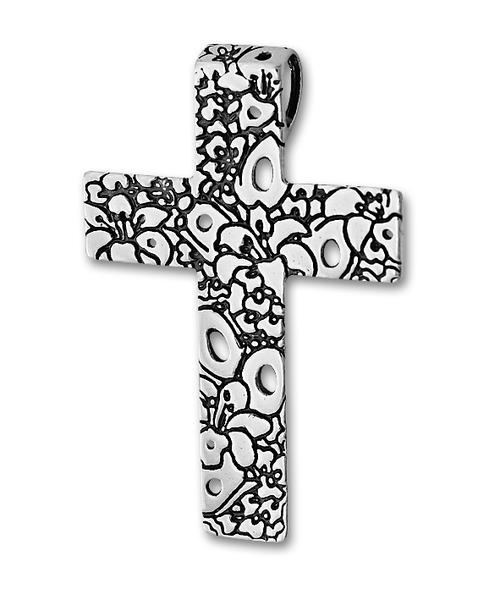 Сребърен кръст 177548