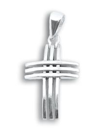 Сребърен кръст 177190