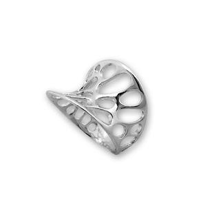 Сребърни пръстени без камък - 1546031