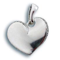 Висулки от сребро с камък - 173301