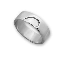 Сребърни пръстени без камък - 1665268