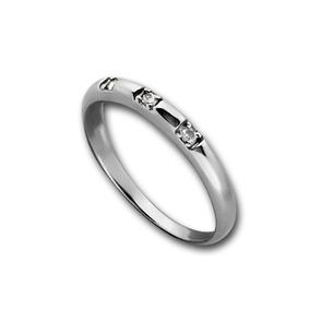Пръстени с камък от сребро - 1625885