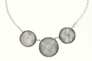 Колиета от сребро - 701134