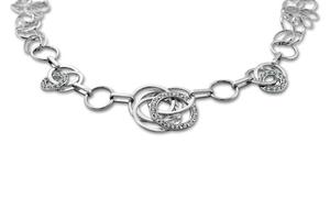 Колиета от сребро - 700927