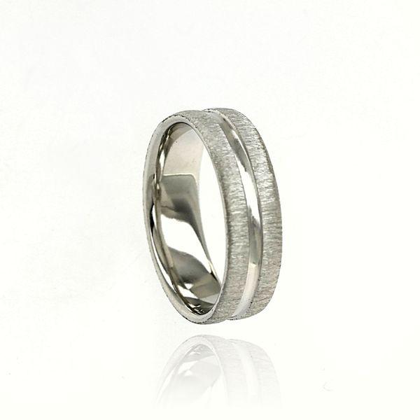 Сребърен пръстен без камък 1485312