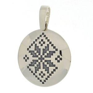 Висулки от сребро без камък - 180101