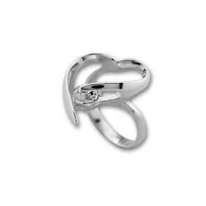Пръстени с камък от сребро - 1605924
