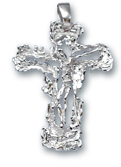 Сребърен кръст 177045