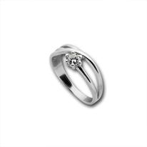 Пръстени с камък от сребро - 1605216