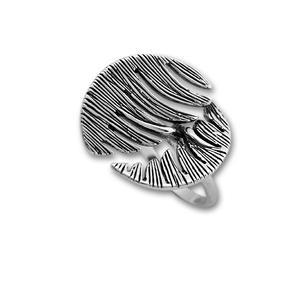 Сребърни пръстени без камък - 1545898