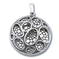 Висулки от сребро без камък - 187835