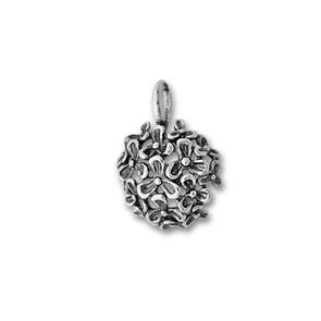 Висулки от сребро без камък - 181978